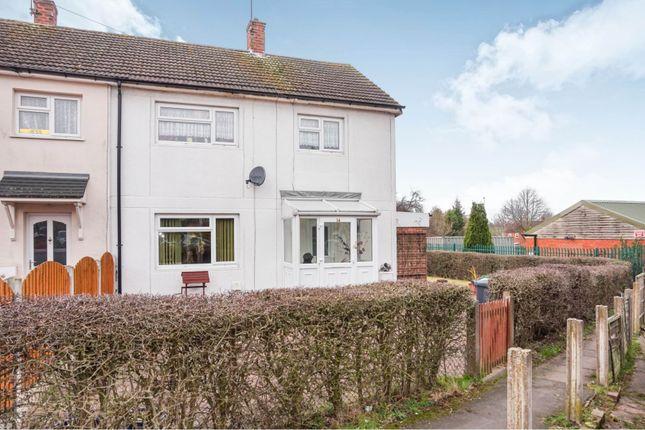 Semi-detached house in  Elan Close  Cookley D Birmingham