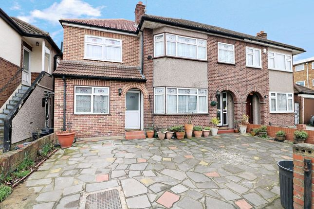 Thumbnail Semi-detached house for sale in Chadwell Avenue, Chadwell Heath, Romford