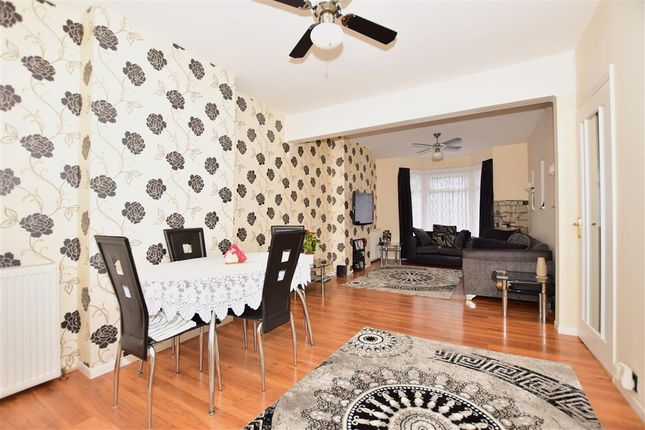 Thumbnail End terrace house for sale in London Road, Sittingbourne, Kent