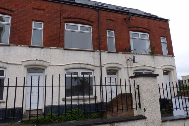 Thumbnail Flat to rent in Crumlin Road, Belfast