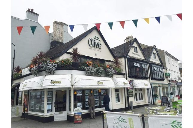 Thumbnail Restaurant/cafe for sale in Olive Tapas Eatery, Newton Abbot