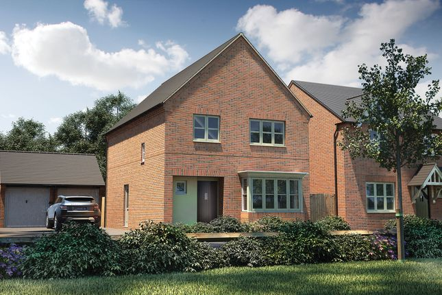 """Thumbnail Detached house for sale in """"The Bredon"""" at Bretch Hill, Banbury"""