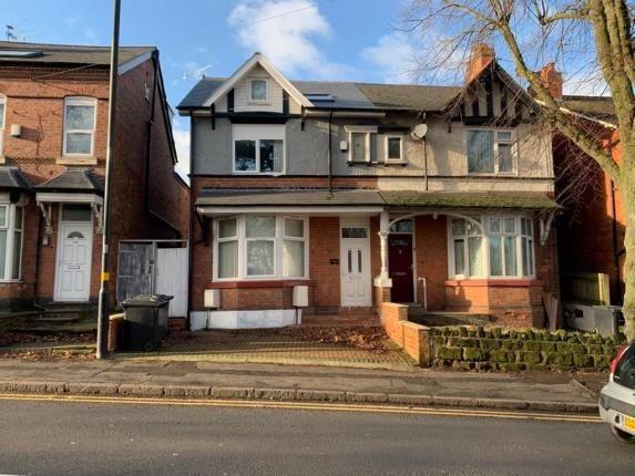 Front of Oak Tree Lane, Selly Oak, Birmingham, West Midlands B29