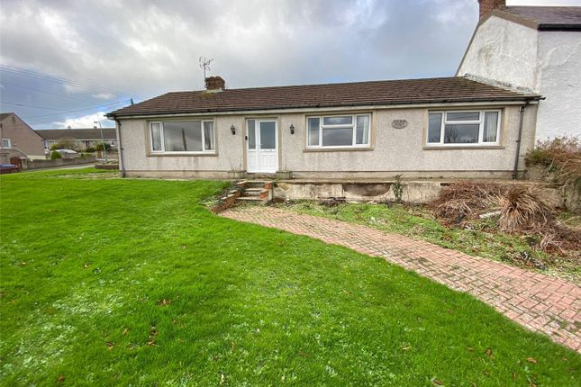 Thumbnail Bungalow for sale in Burgage Green Road, St. Ishmaels, Haverfordwest