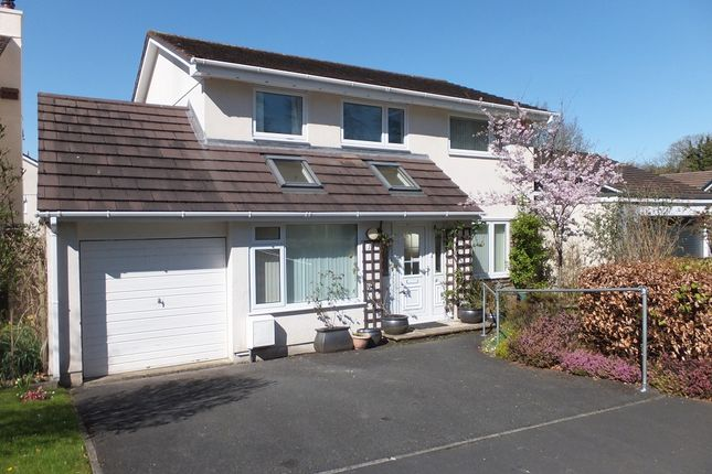 Thumbnail Detached house to rent in Newtake Road, Tavistock