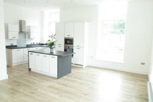 Thumbnail Flat to rent in Exclusive Apartment - Bluecoat Rise, Sheffield