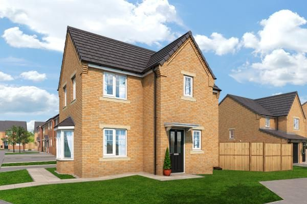 "Thumbnail Property for sale in ""The Mulberry At Sheraton Park"" at Main Road, Dinnington, Newcastle Upon Tyne"