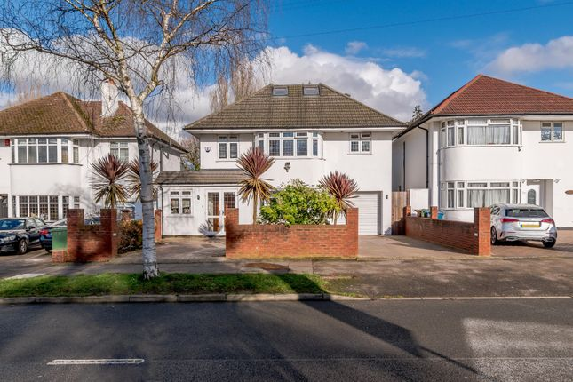 Thumbnail Detached house for sale in St Thomas Drive, Pinner