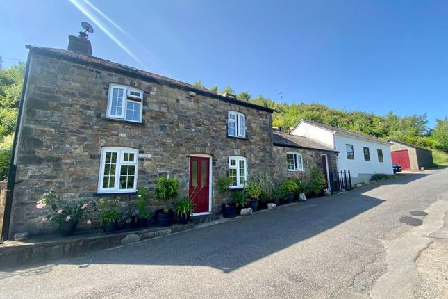Thumbnail Detached house for sale in The Crossing, Llanelly Hill, Abergavenny