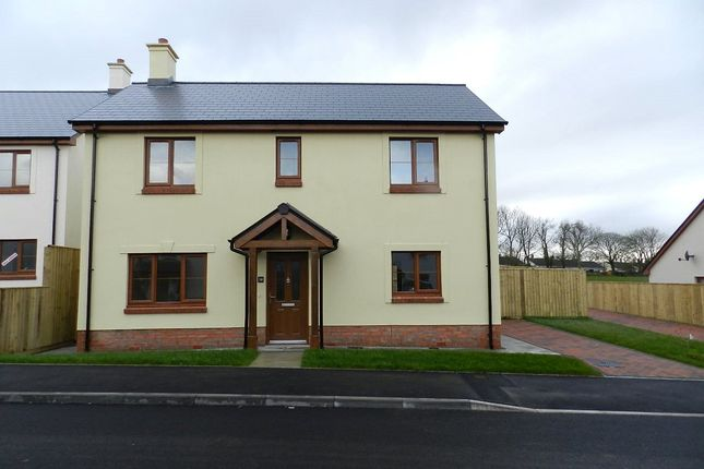 Thumbnail Semi-detached house for sale in Plot, The Dale, Ashford Park, Crundale
