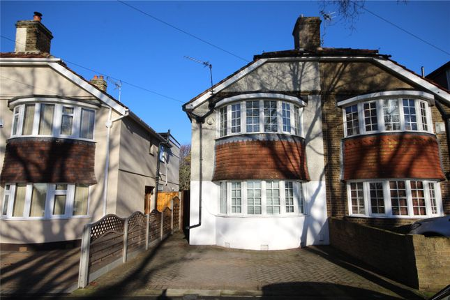 Thumbnail Property for sale in Berwick Road, Welling, Kent