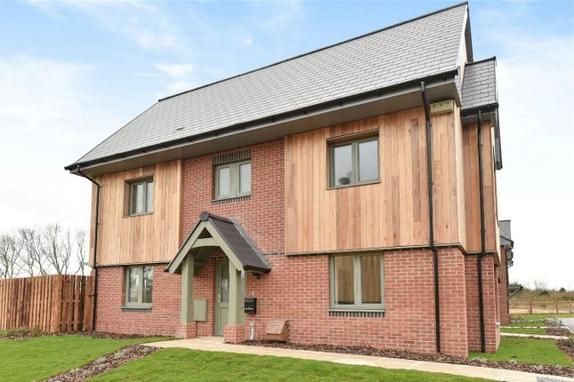Thumbnail End terrace house for sale in Lower Furlong, Mill Road, Sharnbrook