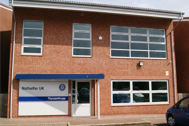 Thumbnail Office for sale in Cobalt Centre 7 Siskin Parkway East, Middlemarch Business Centre, Coventry, West Midlands