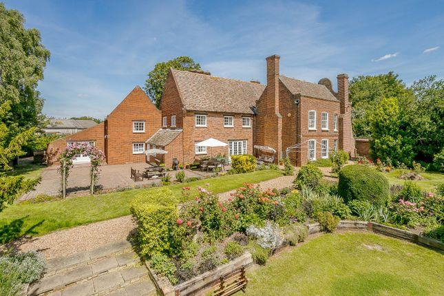 Rear Gardens of Church Road, Warboys, Huntingdon, Cambridgeshire PE28