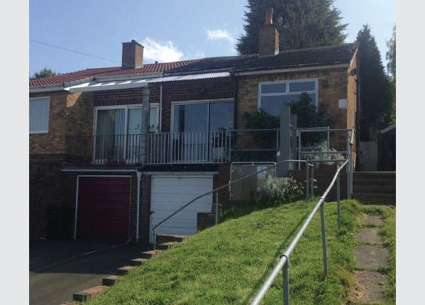 Thumbnail Bungalow for sale in Walford Drive, Solihull