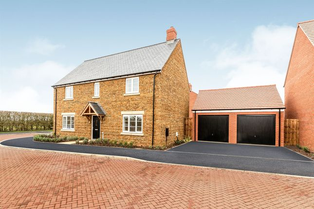 Thumbnail Detached house for sale in The Cropredy, Great Bourton, Banbury