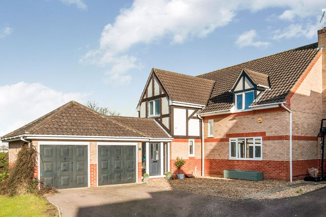 Thumbnail Detached house for sale in Laywood Close, Bury St. Edmunds