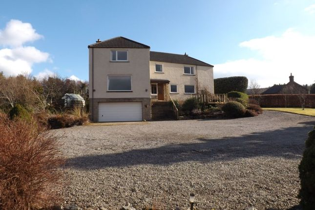 Thumbnail Detached house for sale in Craighead, Easter Lawrenceton, Forres