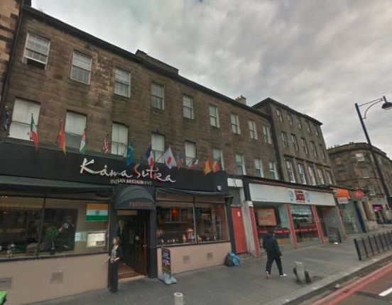 Thumbnail Flat to rent in Lothian Road, City Centre, Edinburgh