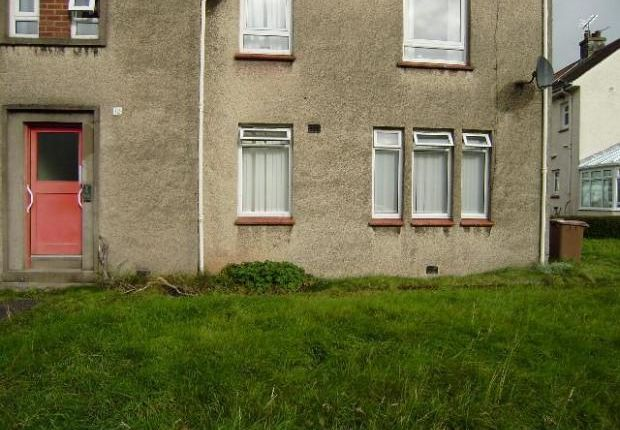Thumbnail Flat for sale in Lintmill Road, Darvel, East Ayrshire