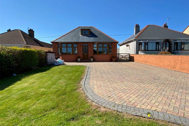 Thumbnail Bungalow for sale in Steynton Road, Milford Haven, Pembrokeshire