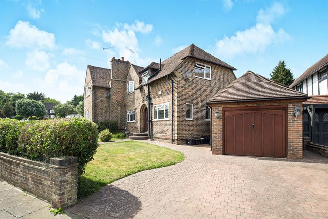 Thumbnail Semi-detached house for sale in Brangwyn Way, Patcham, Brighton