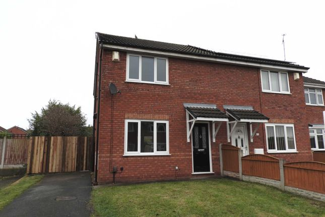 Thumbnail Semi-detached house to rent in Ness Grove, Westvale, Kirkby