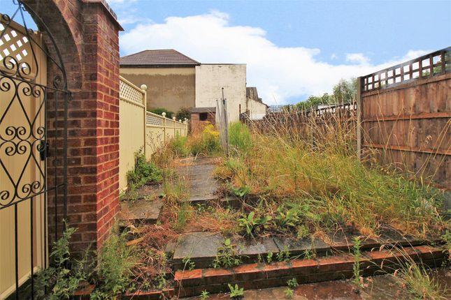 Rear Garden of Standard Road, Bexleyheath DA6