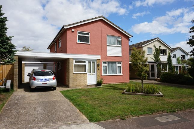 Thumbnail Detached house for sale in Richardsons Road, East Bergholt, Colchester, Suffolk
