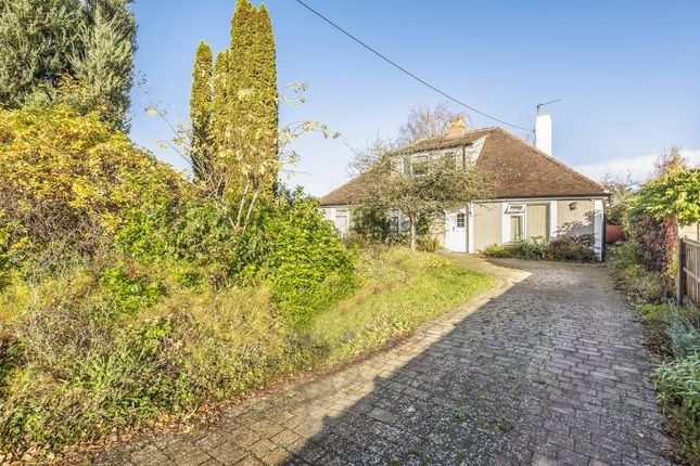 Thumbnail Detached bungalow to rent in Bicester Road, Hmo Ready