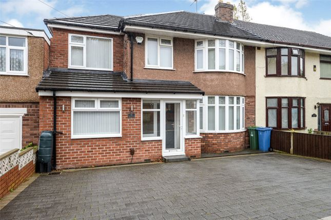 Thumbnail Semi-detached house for sale in Whinfell Road, West Derby, Liverpool