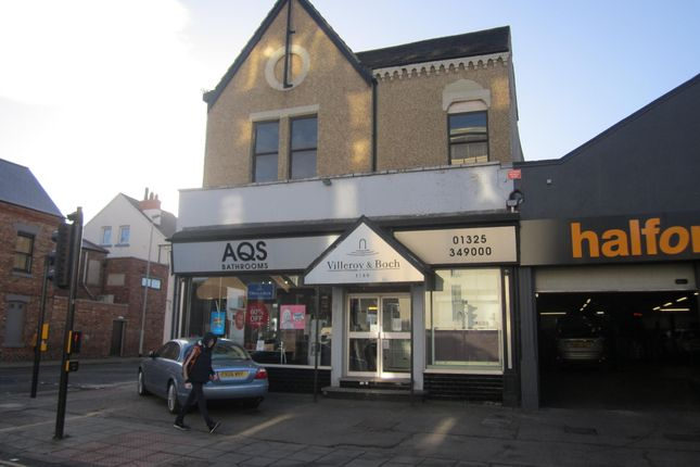 Thumbnail Retail premises to let in Woodland Road, Darlington