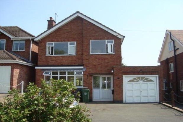Thumbnail Detached house to rent in Swithland Lane, Rothley