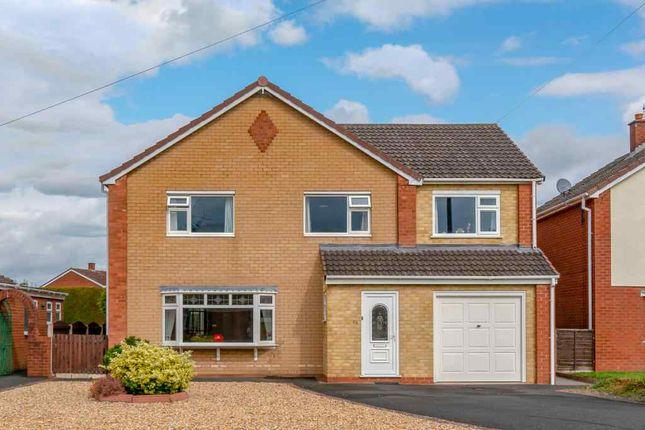 Thumbnail Detached house for sale in Tilstock Crescent, Shrewsbury