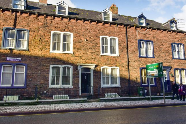 Thumbnail Town house for sale in Curzon Street, Maryport