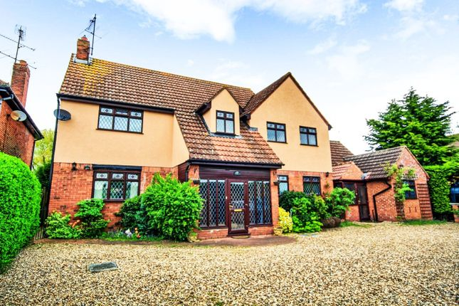 Thumbnail Detached house for sale in Lower Road, Colchester, Essex