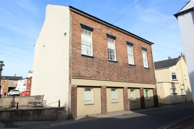 Thumbnail Flat for sale in Victoria Hall, Water Street, Wigton, Cumbria