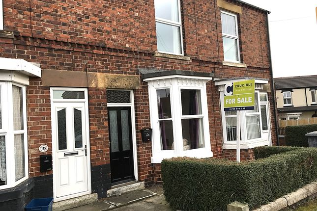 Thumbnail Terraced house to rent in 113 High Street, Swallownest, Sheffield.