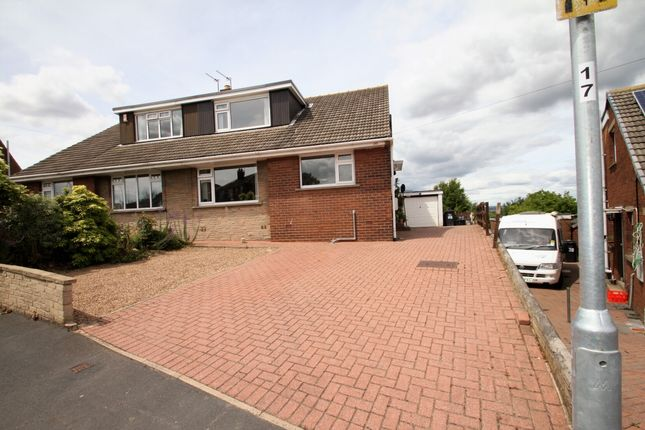 Thumbnail Bungalow for sale in Healey Wood Road, Rastrick, Brighouse