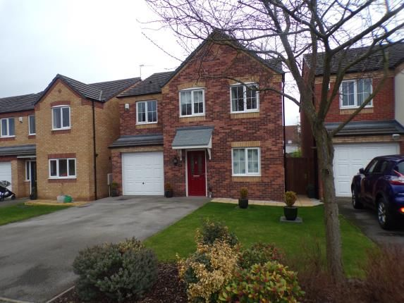 Thumbnail Detached house for sale in Morley Gardens, Radcliffe On Trent, Nottingham, Nottinghamshire