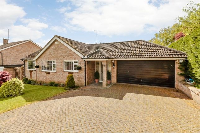 Thumbnail Detached bungalow for sale in Priory Road, Wollaston, Wellingborough, Northamptonshire