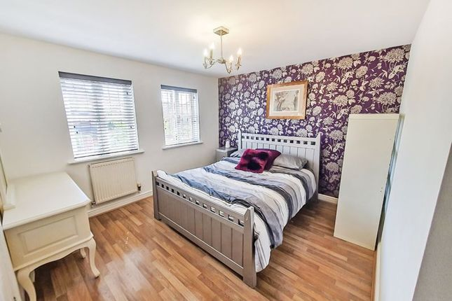 Master Bedroom of Silverdale Close, Bury BL9