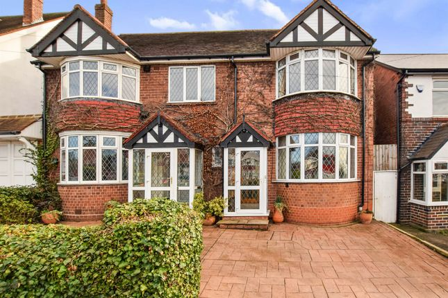 Thumbnail Detached house for sale in Birmingham Road, Great Barr, Birmingham