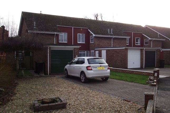 Thumbnail End terrace house for sale in Fourgates Road, Dorchester