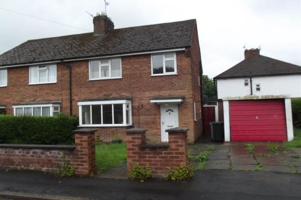 Thumbnail Property to rent in Beech Drive, Knutsford