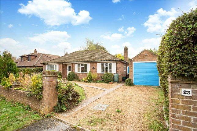 Thumbnail Detached bungalow for sale in Woodside Avenue, Beaconsfield