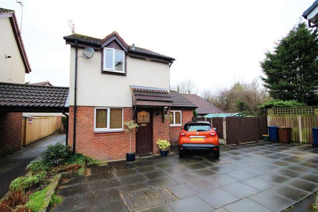Link-detached house for sale in Cinnamon Court, Penwortham, Preston