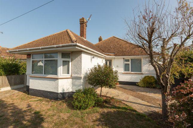 Thumbnail Detached bungalow for sale in Kent Gardens, Birchington