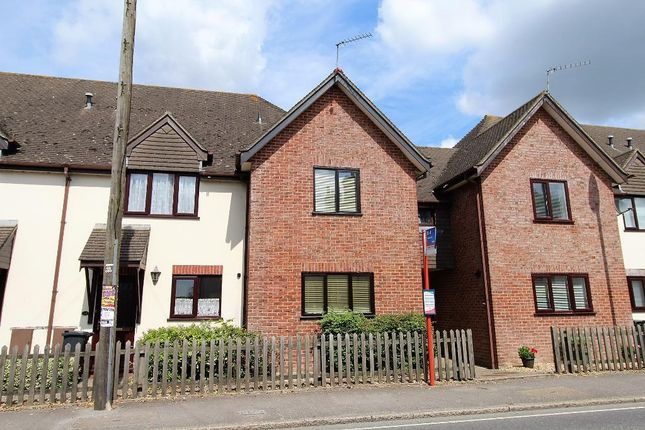 Thumbnail End terrace house for sale in Julians Road, Wimborne, Dorset