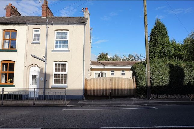 Thumbnail End terrace house for sale in Lumb Lane, Manchester